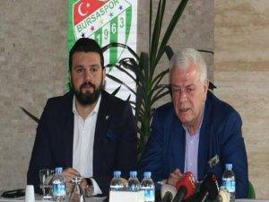 Bursaspor'da isyan!