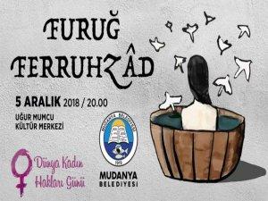 Furuğ Ferruhzad Mudanya'da