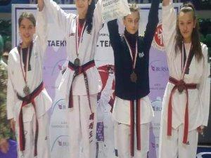 Taekwondocuların kupa heyecanı