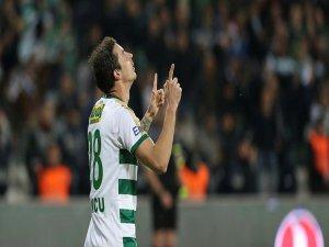Bursaspor'da Stancu şoku!