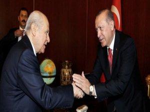 Erdoğan'dan ittifak açıklaması!