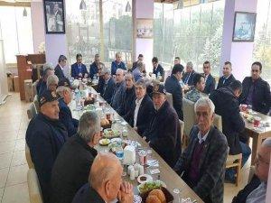 Yenişehir'de gaziler unutulmadı