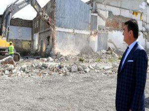 Osmangazi'de çalışmalar sürüyor