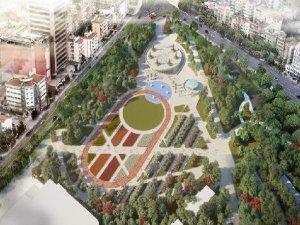 Eski stadyum 'Millet Bahçesi' olacak