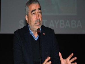 Samet Aybaba futbol gündemini değerlendirdi