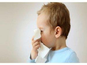 Çocuğunuzun sık hastalanması alerji belirtisi olabilir