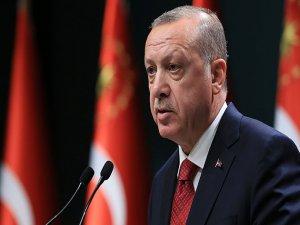 Erdoğan'dan operasyon mesajı!