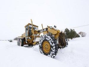Bursa'da kar seferberliği!