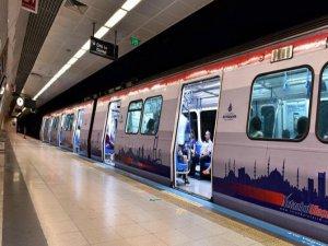 Metro hattında felaket!