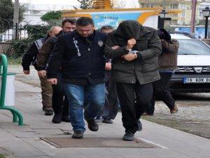 Bursa'da kıskıvrak yakalandılar!