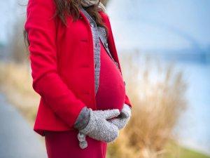 Kışın hamileliğinizi sağlıklı geçirin