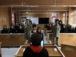 Bursa'daki lisede mahkeme kuruldu!