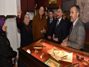 Tarihi medrese müze olarak hizmet verecek