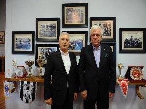 Bozbey'den Bursaspor'a destek