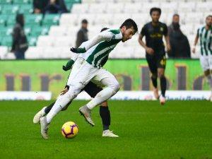 Bursaspor'un gol 'Umut'u