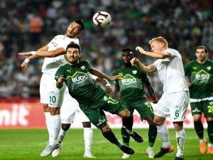 Bursaspor'da kritik randevu