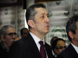 Milli Eğitim Bakanı Bursa'da