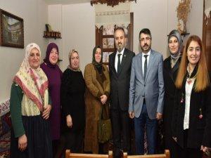 """""""Kadınlarımız Bursa'mızın gücüne güç katıyor"""""""