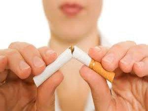 Sigarayı bırakın hayata tutunun