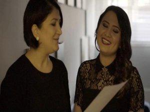 Kadın hekimler Bursa'da sahneye çıktı