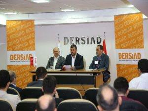 DERSİAD yerel seçim kararını açıkladı
