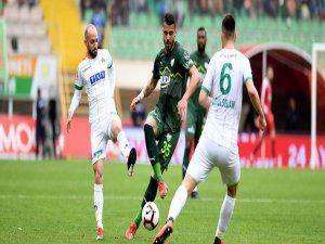 Alanyaspor 1 - 0 Bursaspor