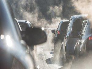 Hava kirliliğine dikkat