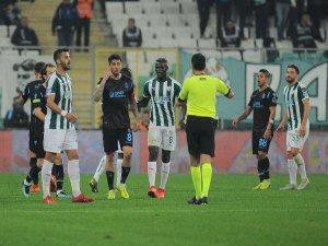 Bursaspor'da gol sıkıntısı