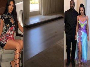 Kardashian'ın yatak odasındaki ilginç düzenek