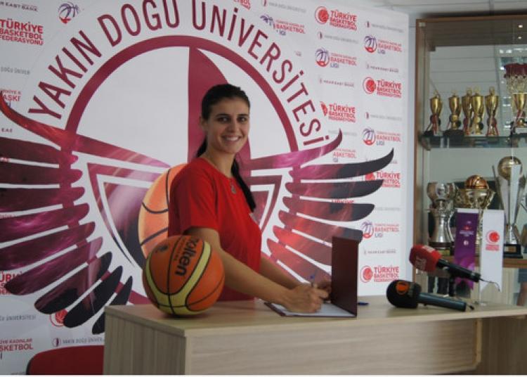 Sırp yıldız Ana Dabovic, YDÜ Kadın Basketbol Takımı'na transfer oldu