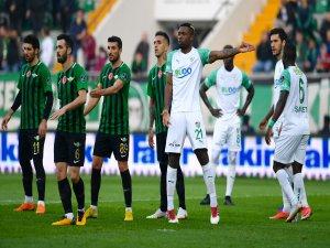 Bursaspor'da kritik maç