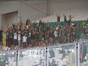 Bursaspor taraftarlarından tepki