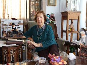 92 yaşındaki sanatçıya Anneler Günü