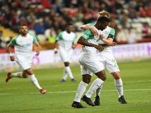54 maç sonra gol sevinci
