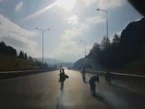 Bursa'da ölüm yarışı