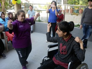 Bursa'da engelliler için özel etkinlik