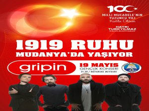 Mudanya'da 19 Mayıs'ta 100. yıl kutlaması
