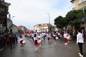 İnegöl'de 19 Mayıs yürüyüşü başladı