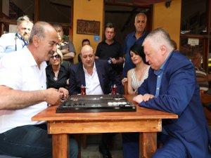 Karpov Türkyılmaz'ı ziyaret etti!