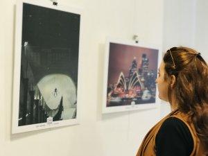 Şehrin Işıkları sergisi açıldı