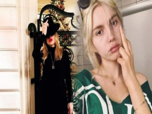 Aleyna Tilki, Hadise'ye özendi