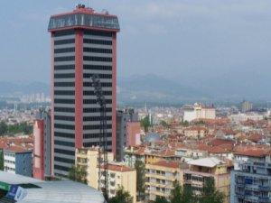 Bursa'da Flash Tv merkez binasının yıkımı durduruldu