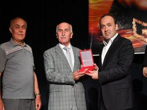Bursa'da Kıbrıs gazilerine madalya