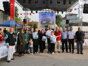 Mudanya'da süt şenliği!