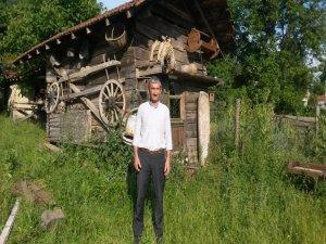 Bursa'da evini müzeye çevirdi