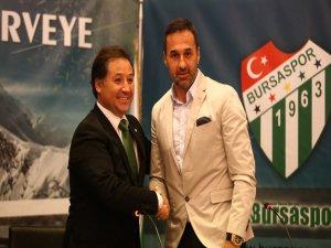 Bursaspor'da Yalçın Koşukavak dönemi