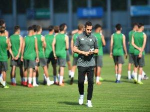 Bursaspor yeni sezon startını verdi