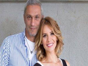Esra Erol ve eşi Ali Özbir'den çifte kutlama