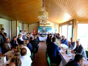 Bursa protokolünden Bursaspor'a ziyaret