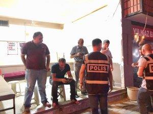 Bursa'da eğlence mekanlarına büyük baskın